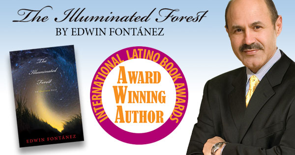 """The Illuminated Forest"" Wins Major Book Award"