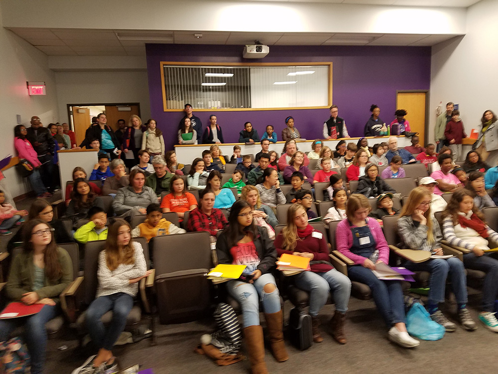 """A Day of Writing with Authors,"" Montgomery College in Rockville, MD, October 22, 2016"